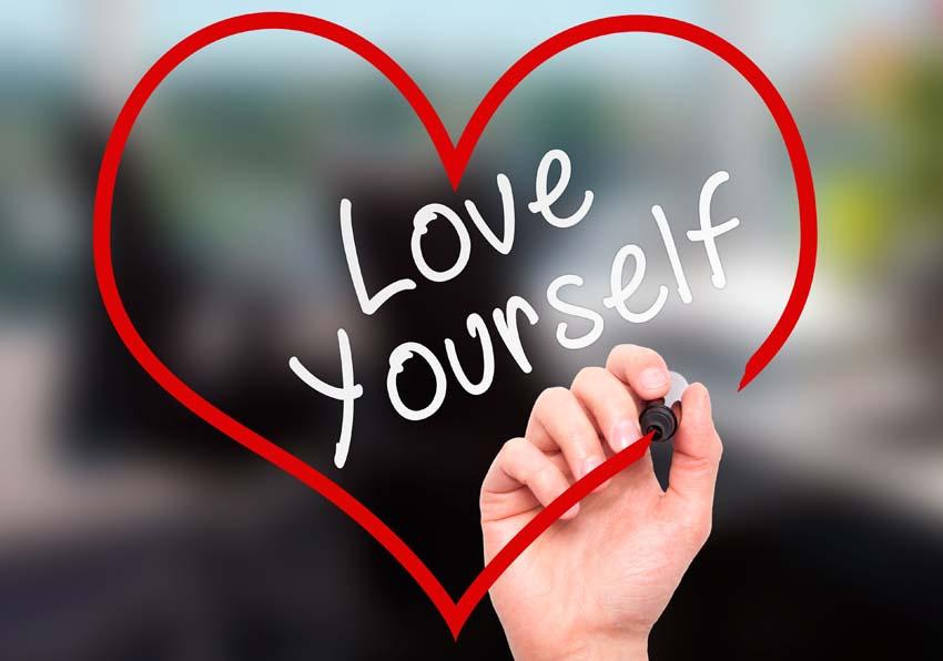 5 steg för mindre självkritik och mer självmedkänsla