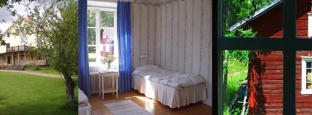 Sommarretreat i lantlig miljö i Värmland – Bli bättre på att lyssna på dig själv, öka din självkänsla