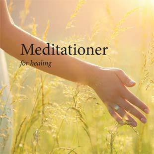 Guidade meditationer för helaing, av Carina Ovesson Meditationsguiden