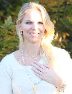Carina Ovesson, Meditationsguiden