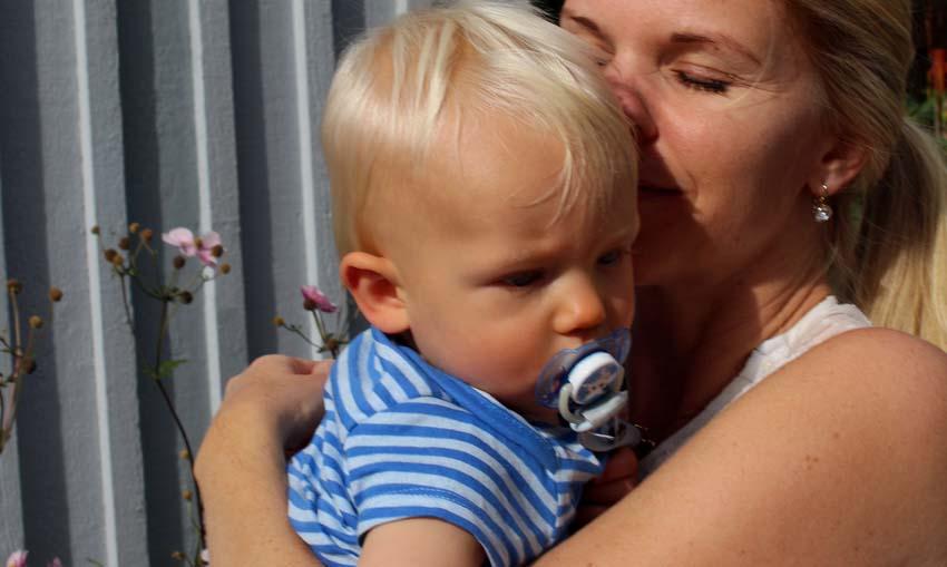 Det svåra och vackra med att vara mamma