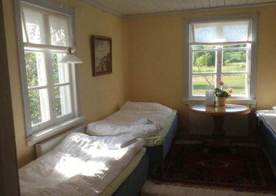 Rum i det äldre huset